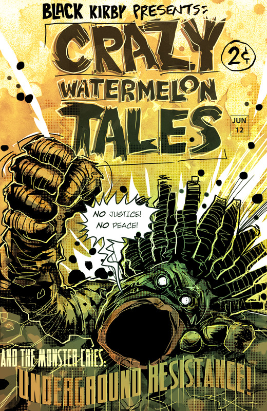 Crazy Watermelon Tales