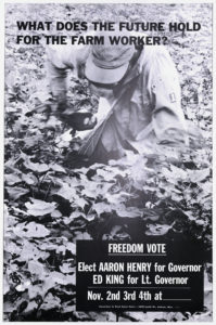 What Does the Future Hold for the Farm Worker?, circa 1963Political Posters Collection