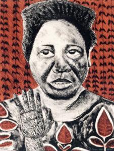 Fannie Lou Hamer, Bengu, Bongi,2000,Clark Atlanta University Art Museum
