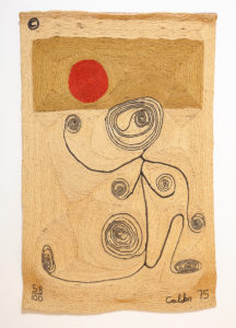 Doll, Alexander Calder , 1975