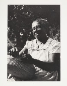 Photo of Ms. Mary Manigault, John Benedict, n.d.