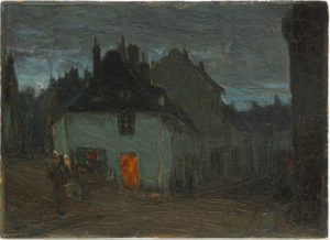 Untitled Street Scene, Henry O. Tanner, Unavailable
