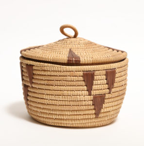 African Basket, Artist Unknown, Unavailable