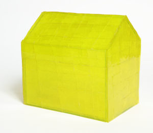Yellow House, Susan Loftin, 2013