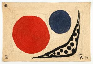 Moon, Alexander Calder, 1974