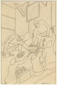 Chow, Lawrence, Jacob, 1917-2000, 1936, Spelman College Museum of Fine Art