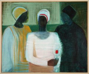 Ritual, Gwen Knight, 1987