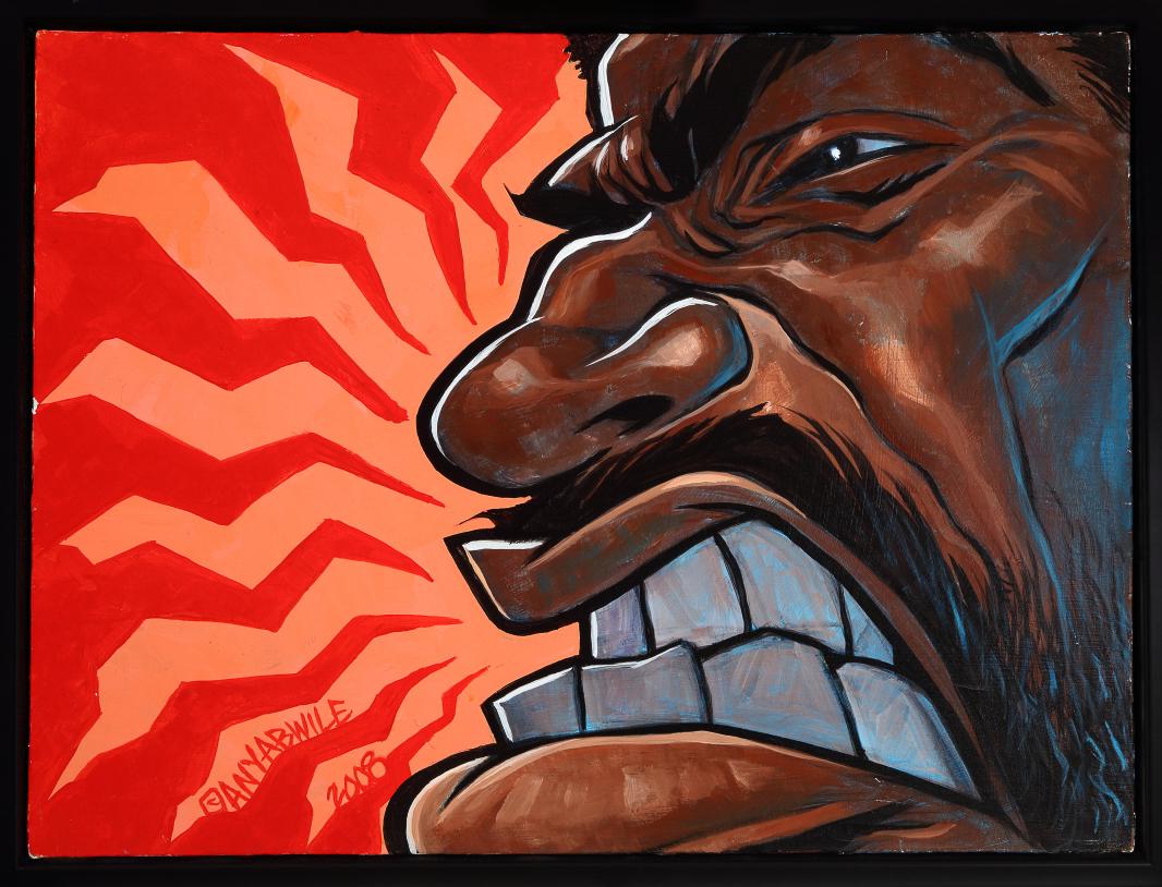 Rage, Dawud Anyabwile, 2008