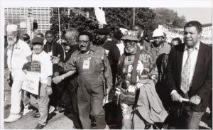 Hosea Leading the Dream-Atlanta, GA, William Anderson, 1975