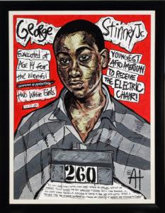 George Stinney Jr., Unsung Martyr, Angleo Hopson, 2018