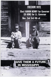 Give Them a Future in Mississippi, circa 1963Political Posters Collection