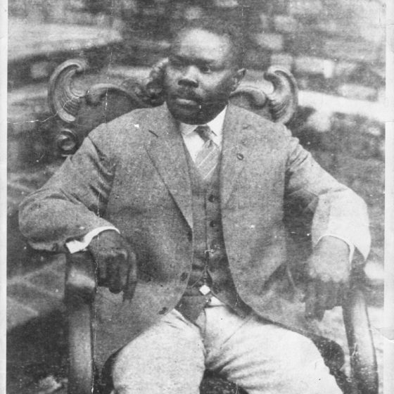 Garvey, Marcus undated General Photographs