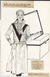 The Women's Vote Project, Voter Education Project (Southern Regional Council)circa 1984 Voter Education Project organizational records