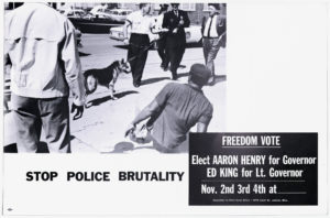 Stop Police Brutalitycirca 1963Political Posters Collection