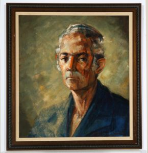 The Honorable Michael Manley (Prime Minister of Jamaica), Watson,  Barrington, 1974, Gift of Dr. Audrey Forbes Manley