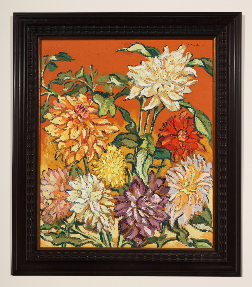 Dahlia Bouquet, Clark,  Claude, 10/3/1954, Drs. William and Camille Cosby
