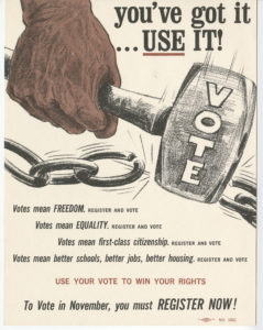 You've Got to USE It!, Voter Education Project (Southern Regional Council)circa 1970 Voter Education Project organizational records