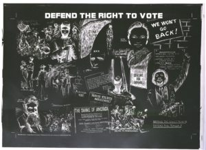 Defend the Right to Vote