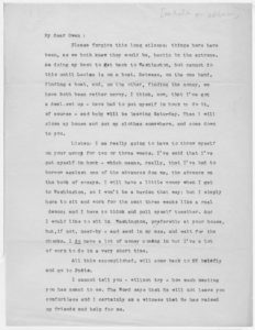 James Baldwin Correspondence circa 1955 Countee Cullen-Harold Jackman memorial collection