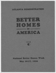 1925 May 10-17 O9 Neighborhood Union collection