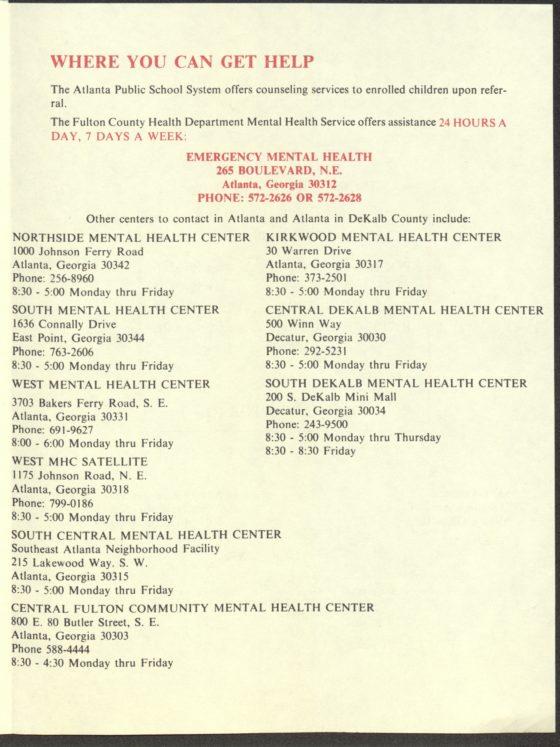 Maynard Jackson, 1938-2003 circa 1981 Maynard Jackson mayoral administrative records