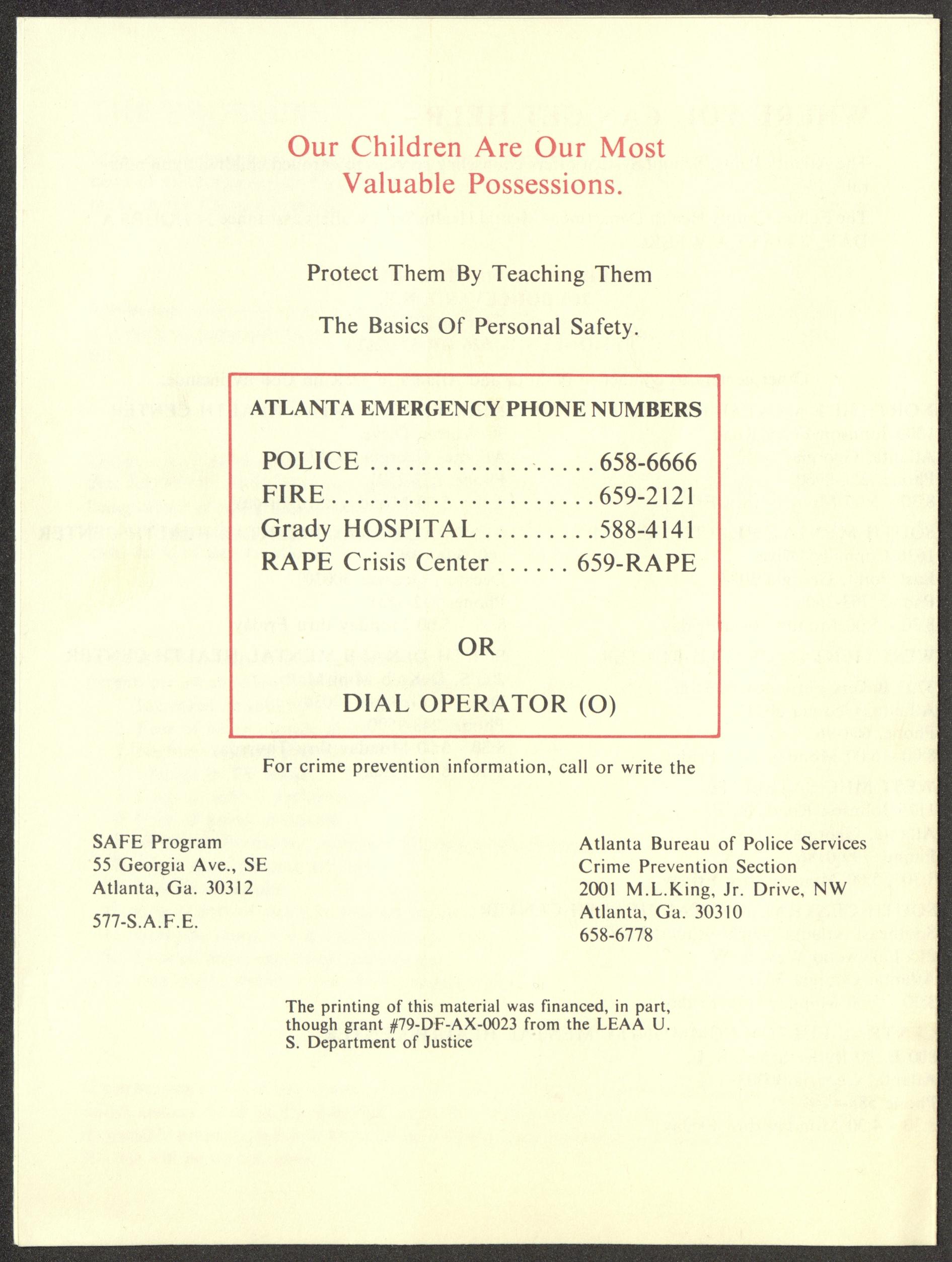 Maynard Jackson 1938-2003 circa 1981 Maynard Jackson mayoral administrative records