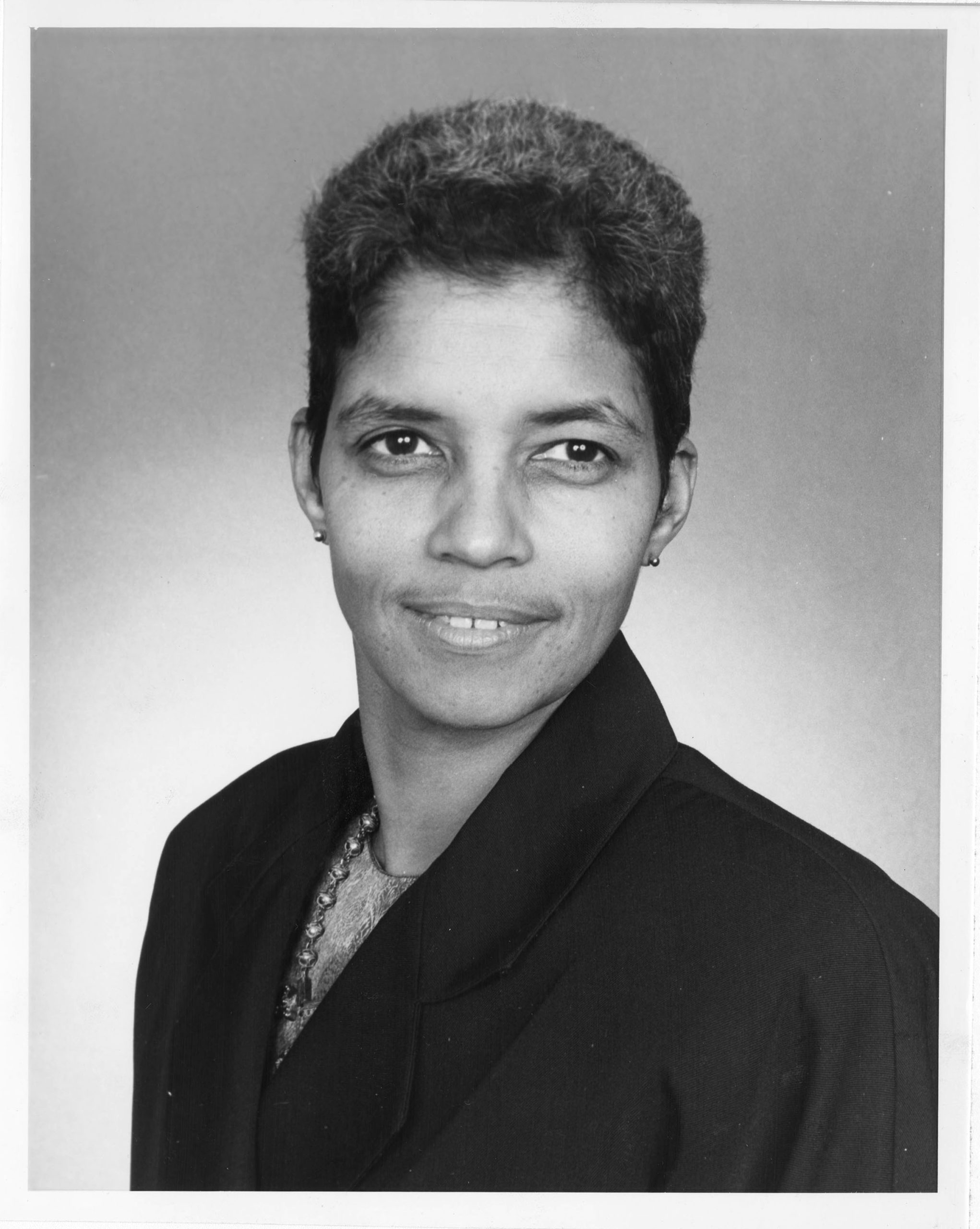 Portrait of Shirley Franklin, undatedMaynard Jackson Mayoral Administrative records