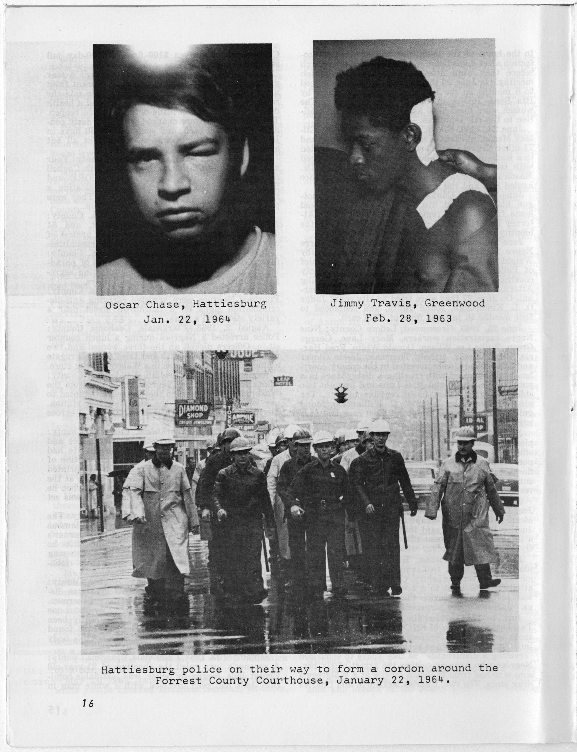 Mississippi 1963 SNCC Vertical File