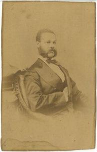 Jefferson F. Long, undated,Rucker, Aiken, Mollison, Harper Family papers