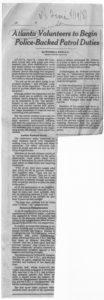 circa 1981 O9 Johnson Publishing Company clipping files collection