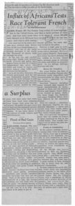 undated Johnson Publishing Company clipping files collection