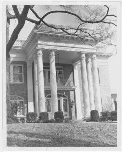 Alonzo Herndon Home, circa 1915 Morris Brown College circa 1915 Morris Brown College photographs