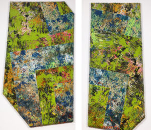 Cozy (diptych), Gilliam, Sam, 1979, Dorothy Gilliam