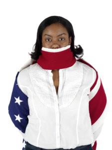 Young Americans Series: Tarrynn Deavens, age 18, Sheila Pree Bright, 2007, Clark Atlanta University Art Museum