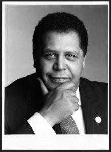 Portrait Jackson, undated, Maynard Jackson mayoral administrative records: Series F: Photographs