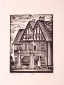 Chadwick Home, Hale Woodruff, 1935