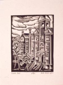 Graves Hall, Woodruff, Hale, 1935, Spelman College Museum of Fine Art