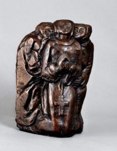 Temptation of Saint Anthony, Burke, Selma, undated, Spelman College Museum of Fine Art