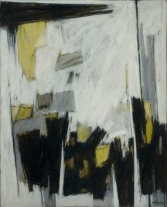 Landscape Black and White, Woodruff, Hale, circa 1967, Spelman College Museum of Fine Art
