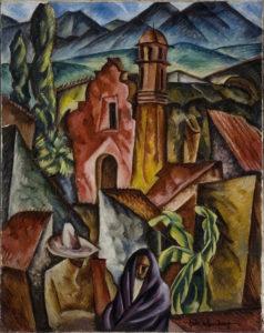 The Village, Woodruff, Hale, circa 1936, Spelman College Museum of Fine Art