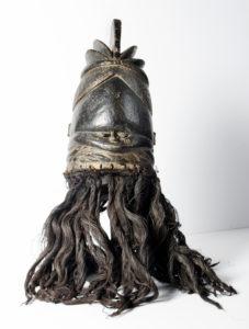 Sowei Mask, Mende, undated, Spelman College Museum of Fine Art