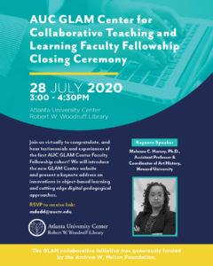 Closing Ceremony event flyer