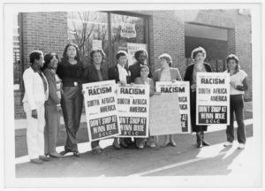 SCLC protesting Winn Dixie