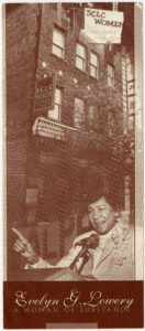 Evelyn Gibson Lowery: A Woman of Substance Brochure